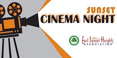 Sunset Cinema Night tickets
