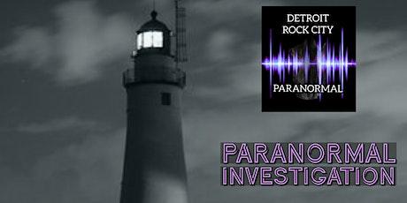 Detroit Rock City Paranormal Investigation @ Fort Gratiot Light tickets