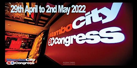 Mambo City's 5Star Congress 2022 tickets