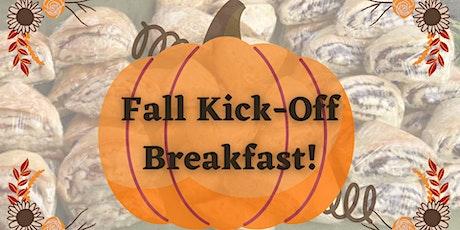 Fall Kick-Off Breakfast at Fordyce Farm tickets