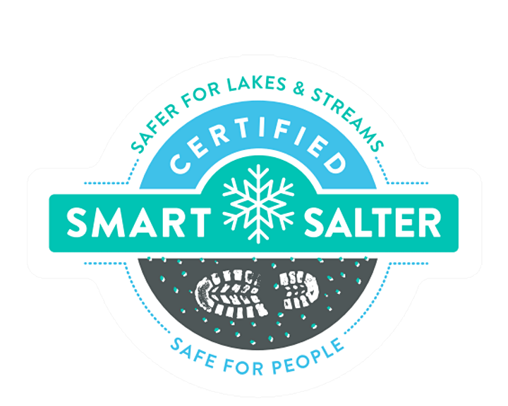 MPCA Smart Salting for Parking Lots and Sidewalks Certification Training image