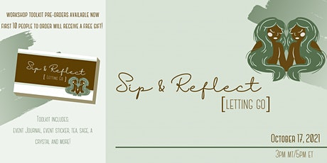 Sip and Reflect: Letting Go tickets