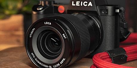 Einzelberatung SL2/SL2S System mit Experten der Leica Akademie Tickets