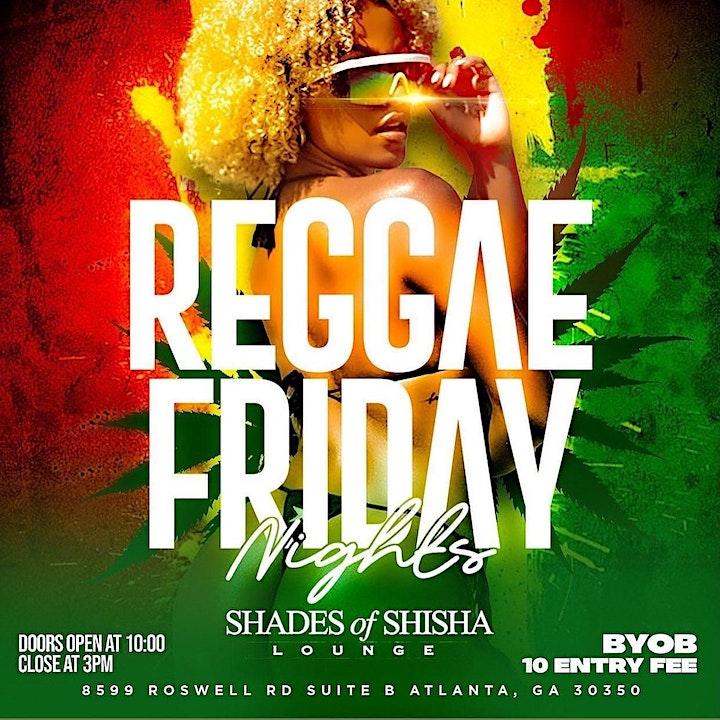 Reggae Friday's image