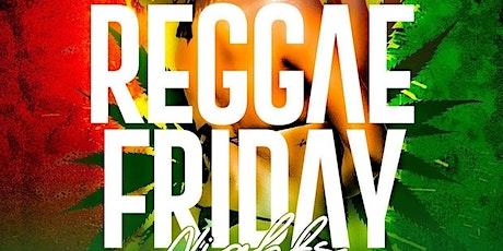 Reggae Friday's tickets