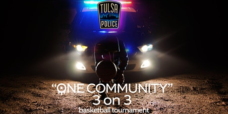 TPD One Community 3 on 3 Basketball Tournament tickets