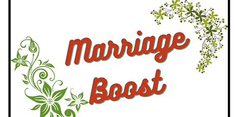 Marriage Boost Conference tickets