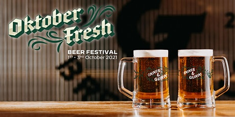 Oktoberfresh! Saturday Evening (First Beer Included) tickets