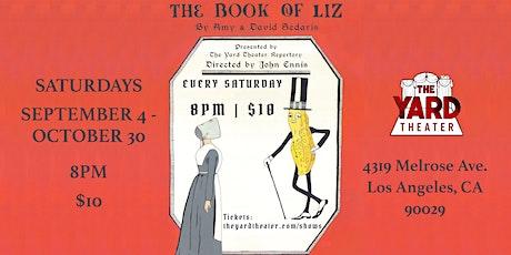 THE BOOK OF LIZ by Amy and David Sedaris tickets