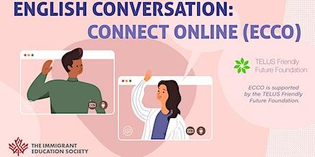 Free INTERMEDIATE Online English Conversation Class tickets