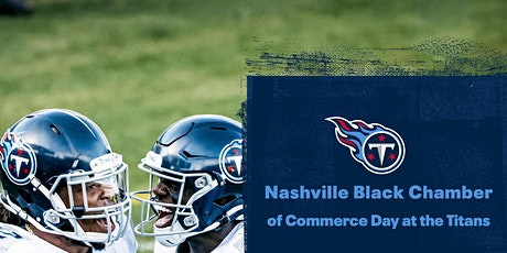 Nashville Black Chamber of Commerce Day at the Titans tickets