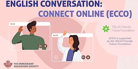 Free ADVANCED Online English Conversation Class tickets