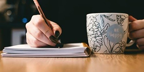 About Me: Journaling for Discovery and Self Expression tickets
