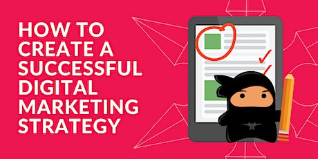 Build Your Digital Marketing Strategy From Scratch tickets