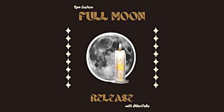 Full Moon Release tickets