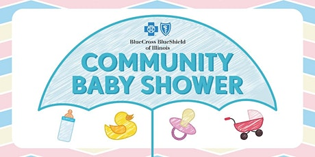 BCBSIL Virtual Community Baby Shower (Marion) tickets