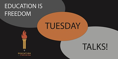 EIF Tuesday Talks -  Is Going Away To College Safe? tickets