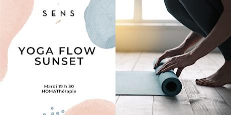 Yoga Flow Sunset tickets