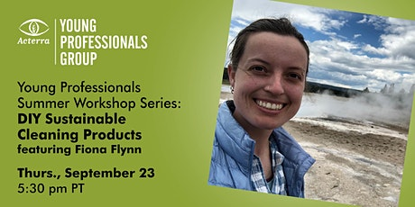 Summer Workshop Series: DIY Sustainable Cleaning Products tickets