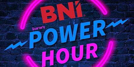 BNI Quarterly Power Hour tickets