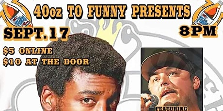 40 Oz to Funny Comedy Shows presents Comedy Headliner Chip Nicholson tickets