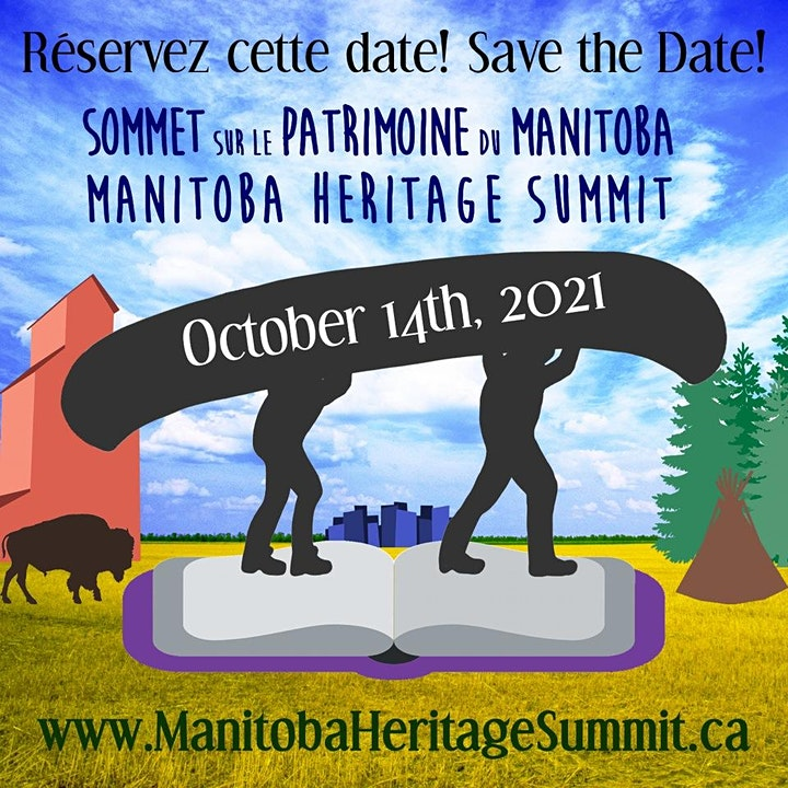 Manitoba Heritage Summit 2021 image