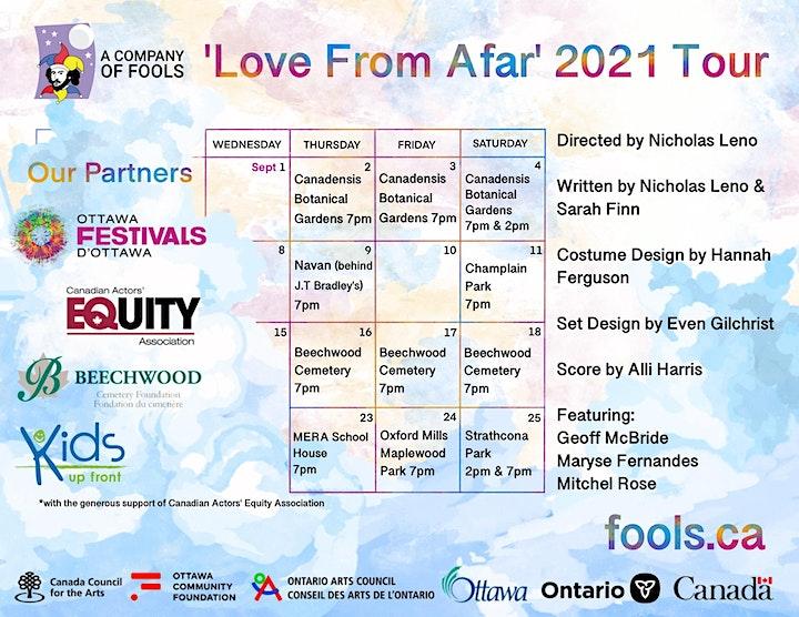 Strathcona Park - Love From Afar image