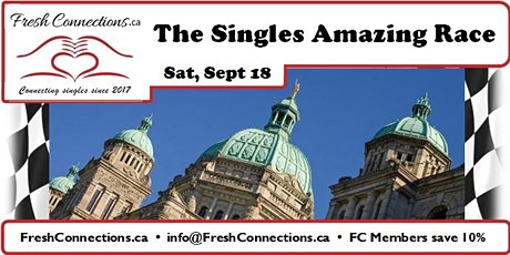 The Singles Amazing Race tickets