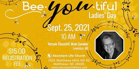 Abundant Life Church Ladies' Day tickets