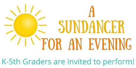 SunDancer for an Evening tickets
