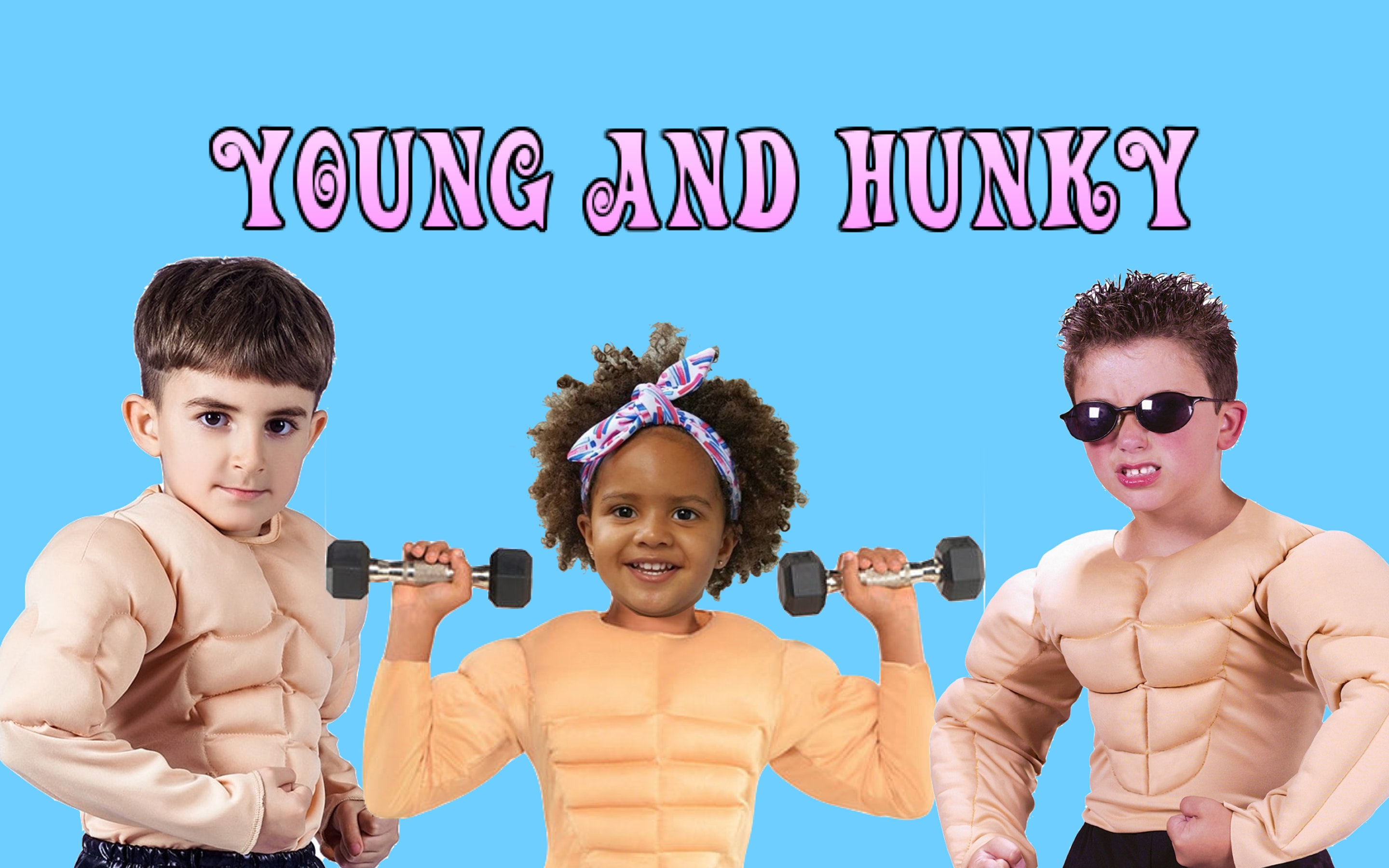 Young and Hunky with Julian Shapiro-Barnum