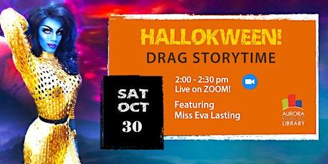Hallokween Drag Storytime tickets