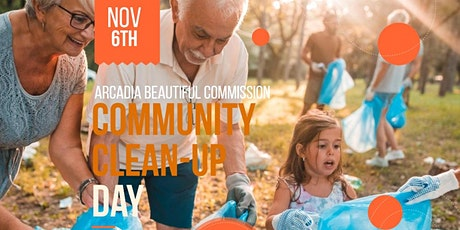 Community Clean- Up tickets