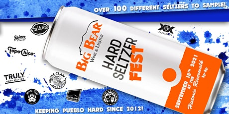 Big Bear HARD SELTZER Fest tickets