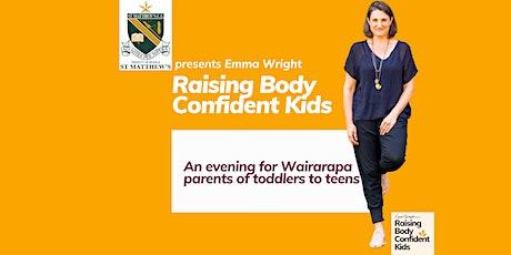 Raising Body Confident Kids tickets