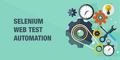 Selenium Testing Course tickets