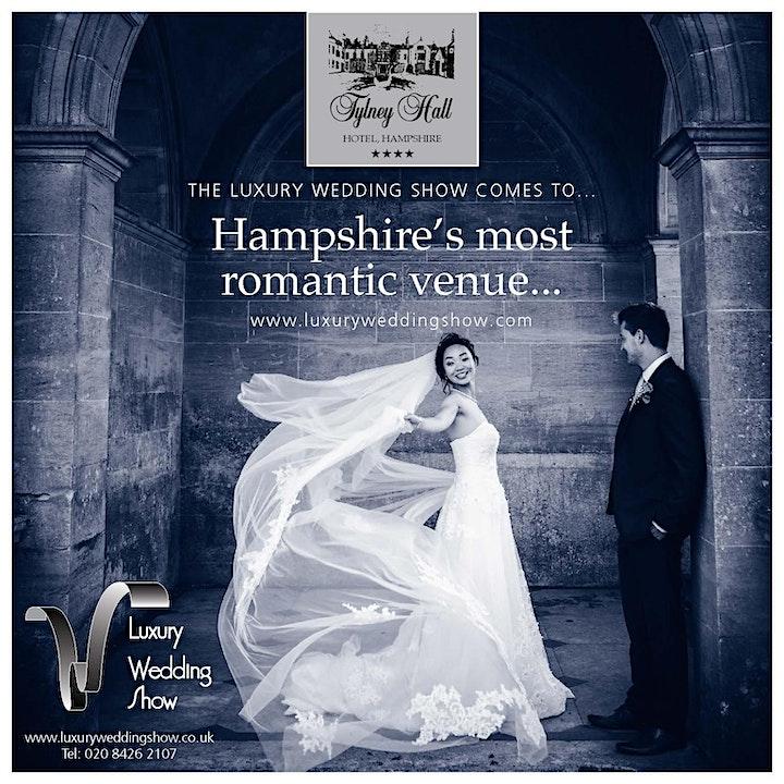 Tylney Hall Hotel & Gardens Luxury Wedding Show image