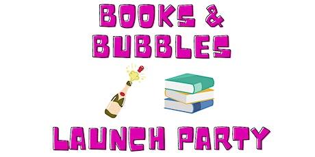 Books & Bubbles Launch Party tickets