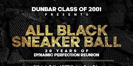 Class of 2001 20  year reunion  Sneaker Ball tickets