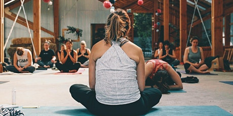 FREE Vinyasa Flow Yoga - 'Super Sunday' tickets