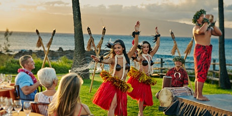The Beach Club Luau at Kapalua Bay tickets