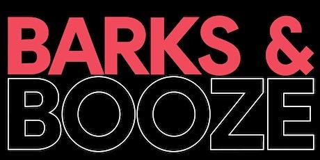 Barks & Booze tickets