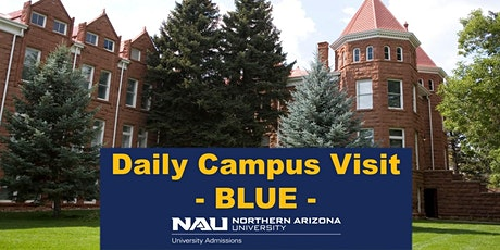 Daily Campus Visit - Blue tickets
