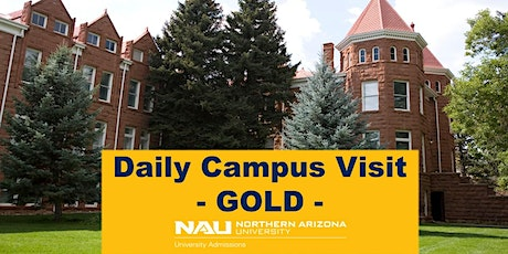 Daily Campus Visit - Gold tickets