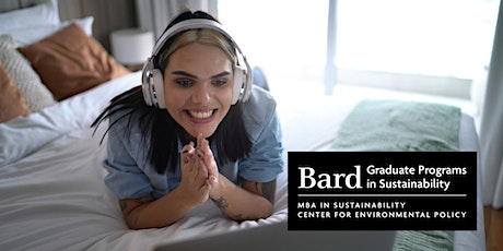 Bard Graduate Programs in Sustainability - Nov. 2021 Online Info Session tickets