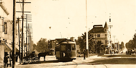 San Leandro Then & Now Self-Guided Tour on 9/25 or any day you choose tickets