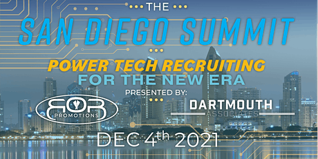 Admission Fest: Power Tech Recruiting for the New Era-San Diego tickets