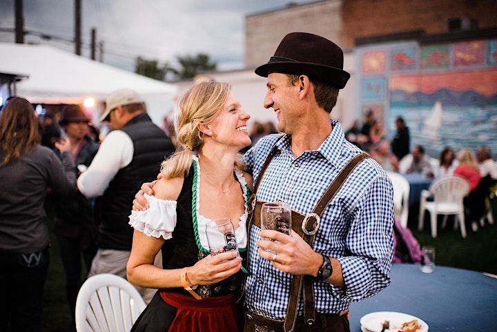 Downtown Coeur d'Alene Oktoberfest image