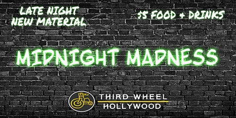 Midnight Madness Comedy Show tickets