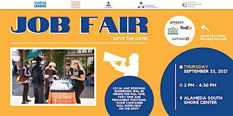 2021 Alameda Fall Job Fair tickets